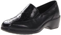 Best Flat Shoes   Aravon Womens Kiley Flat Black 95 2E US *** Click image for more details. Note:It is Affiliate Link to Amazon.