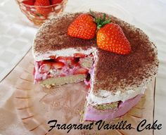 12 Raw Valentine's Day Treats!  From Fragrant Vanilla Cake