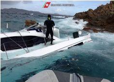 Deux skippers français secourus au nord de la Sardaigne - ActuNautique.com
