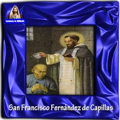 Leamos la BIBLIA: San Francisco Fernández de Capillas