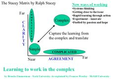 """""""Complexity science is not a single theory. It is the study of complex adaptive systems - the patterns of relationships within them, how they are sustained, how they self-organize and how outcomes emerge. Within the science there are many theories and concepts. The science encompasses more than one theoretical framework."""