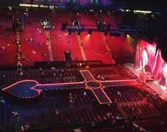 Rebel Heart Tour - stage ♥
