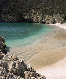Armirihi Beach, Evia