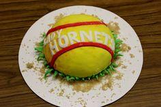 Lady Hornets Softball Cake