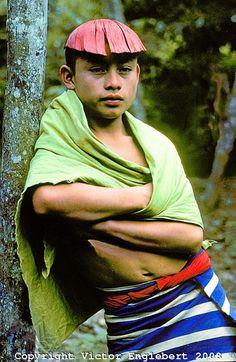 Children of Ecuador- Santo Domingo de los Colorados