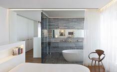 bathroom design gray - Szukaj w Google