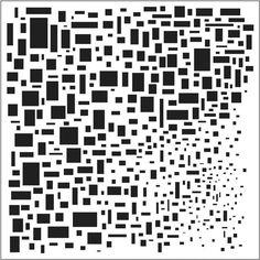 Pochoir cubiste par les modèles d'atelier du Crafter, 12 « X 12 », TCW 248