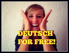 Learn German with Ania!!! https://www.youtube.com/watch?v=MOtqMNKs0Jw