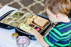 Grammie Time: The Lunch Box