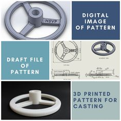 Still using traditional method to create master pattern, check how #designers in #Surat are leveraging #3DPrinting to overcome their #casting woes.  Get in touch today to know more how #3D #Printing can help you in minimizing cost & turnaround time.  https://www.vuro.com/3dprinting/  #3DPrint #moldcasting #sandcasting #additivemanufacturing #shape #3DDesign #Design  #zbrush #maya #creativeprocess #moldmaking