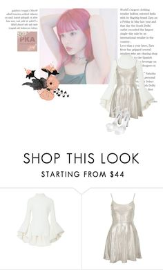 """""""○ p k a / r e d c a r p e t ○"""" by connie677 ❤ liked on Polyvore featuring Brandon Maxwell, Oh My Love and Topshop"""