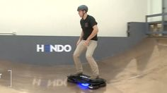 A future in which we are all gliding around on hoverboards is now one step closer to reality as a California company has stumbled upon the formula for a viab...