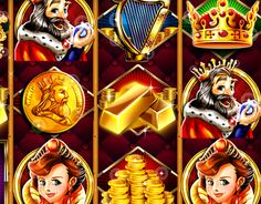 "Check out new work on my @Behance portfolio: ""SLOT 'King Midas'"" http://be.net/gallery/43381733/SLOT-King-Midas"
