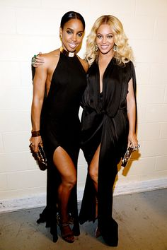 kelly rowland and beyoncé.