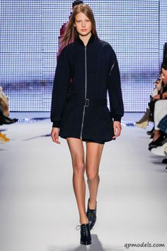 New York Fashion Week: Lacoste Fall/Winter 2014 - http://qpmodels.com/interesting/5980-new-york-fashion-week-lacoste-fall-winter-2014.html
