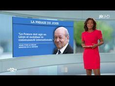 """Politique - Jean Yves Le Drian déclare que """"La France doit agir en Libye"""" ! - http://pouvoirpolitique.com/jean-yves-le-drian-declare-que-la-france-doit-agir-en-libye/"""