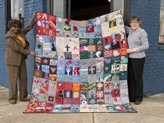 Making Good: The March Quilts Commemorate 50th Anniversary of Selma to Montgomery Marches >> http://blog.diynetwork.com/maderemade/2015/03/23/making-good-the-march-quilts-commemorate-50th-anniversary-of-selma-to-montgomery-marches/?soc=pinterest