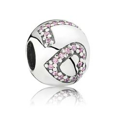 Pandora Valentine 2014 Collection: Charms and Beads with Love