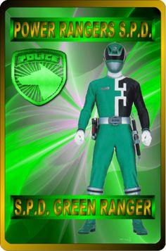 Green Ranger by rangeranime on Power Rangers Fan Art, Power Rangers Spd, Power Rangers Ninja Storm, Mighty Morphin Power Rangers, Go Busters, Power Rengers, Green Ranger, Cool Cards, User Profile