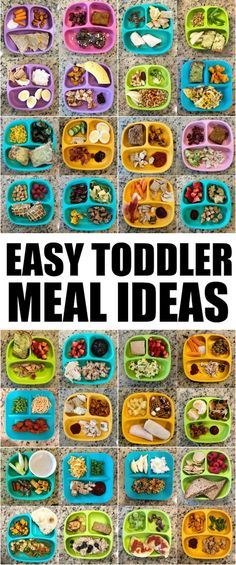 These Toddler Meal Ideas are simple, healthy and easy to assemble. Use these ideas to introduce your toddlers to new foods, help picky eaters and make meals more enjoyable for everyone. dinner for picky eaters Toddler Meal Ideas Picky Toddler Meals, Toddler Snacks, Healthy Meals For Kids, Dinners For Kids, Kids Meals, Toddler Dinners, Healthy Snacks, Healthy Dinner For Kids Picky Eaters, Foods For Picky Toddlers