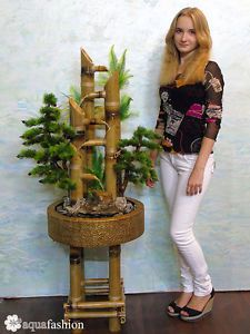 Fancy Der Zimmerbrunnen aus Bambus
