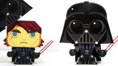 Star Wars – Mini Darth Vader Papertoy