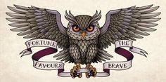 owl chest piece tattoo - Поиск в Google