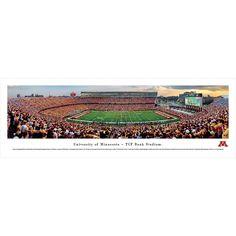 Worldwide Blakeway Panoramas Minnesota Football