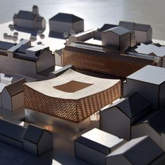 Idea Hotel in Reykjavik by OOIIO in Reykjavík, Iceland Architecture Model Making, Architecture Concept Drawings, Creative Architecture, Architecture Details, Interior Architecture, Chinese Architecture, School Architecture, Architectural Drawings, Interior Design