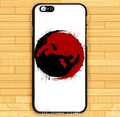 Batman vs Superman Yin Yang iPhone Cases Case