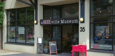 Sheville Museum Sounds really cool