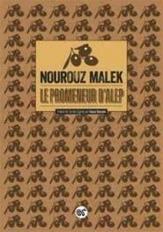 """Grande joie de retrouver Niroz Malek et """"Le Promeneur d'Alep"""" dans les 5 finalistes du prix des Lorientales ! http://www.lorientales.com/?mode=prix_litteraire"""