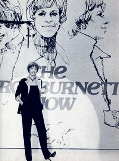 I looked forward to The Carol Burnett Show every week when I was a kid.
