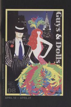 Guys & Dolls (Apr 10-27, 2008)