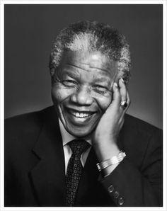 Nelson Mandela Figure emblematique de l'Afrique du Sud