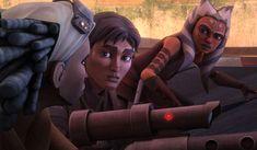 Ahsoka Tano-Star Wars the Clone Wars