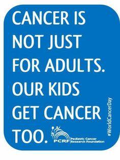 Support childhood cancer awareness!