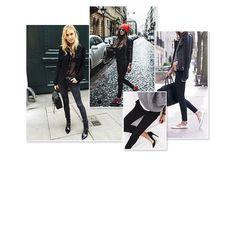 Indémodable, le jean noir est un basique qu'on ne se lassera jamais de porter. Voici 25 looks pour réinventer cet essentiel de nos garde-robes.