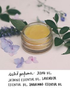 Oils For Beauty: Which One Takes The Cake? | Solid Perfume, Toothpaste, Deodorant, Moisturizer, Hair Mist ect...