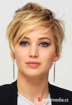 Coiffure de star - Jennifer Lawrence - Jennifer Lawrence