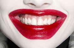 theleoisallinthemind:   Alexander McQueen, Fall... - runway makeup