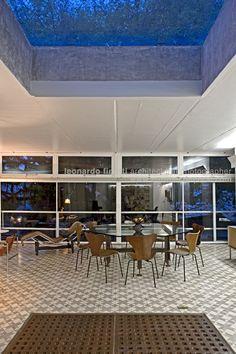 Paulo Mendes da Rocha — Gerassi House — Image 4 of 5 — Europaconcorsi