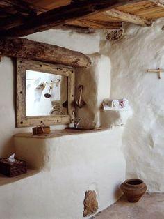[Decotips] Baños de estilo rústico: 6 claves de estilo