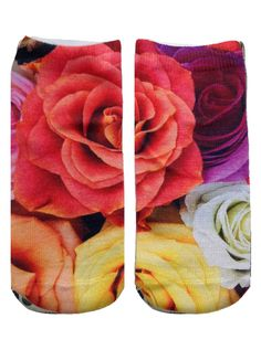 Roses Socks – Living Royal