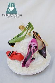 Cake Wrecks - Home - Sunday Sweets: Cake or Fake? Cake Pop Icing, Cake Pops, Shoe Cakes, Cupcake Cakes, Cupcakes, Cake Disasters, Cake Toronto, Ugly Cakes, Divas
