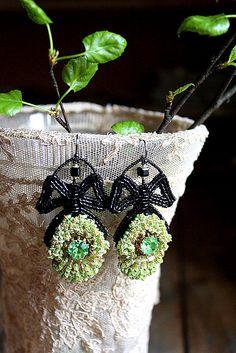 Earrings, Irena Gasha'2013