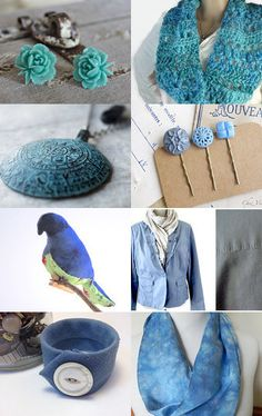 thinking of the sea by 1ste1 on Etsy--Pinned with TreasuryPin.com