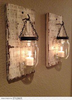 Makkelijk zelf maken deze lampen