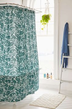 Assembly Home Palm Springs Shower Curtain - Urban Outfitters