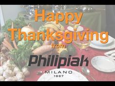 Philipiak Milano – Timely Tips for Prepping Your Thanksgiving Meal Thanksgiving Meal, Prepping, Thankful, Tips, Blog, Blogging, Prep Life